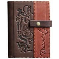 Бумажник водителя Алфавит