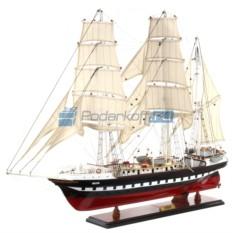 Макет корабля Клиппер Белем