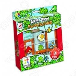 Логическая игра Angry Birds Playground. Наверху