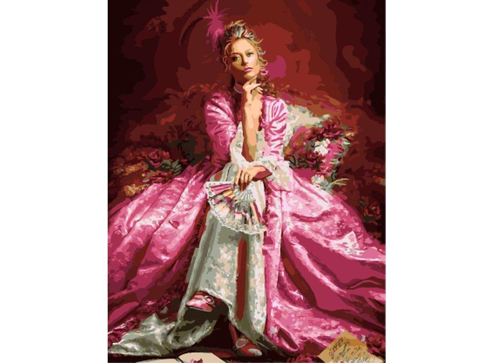 Картины по номерам «Дневники герцогини»