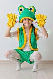 Карнавальный костюм Лягушка-квакушка