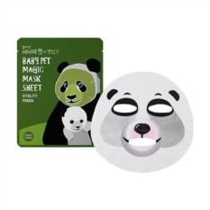 Маска для лица Holika Holika Animals Panda