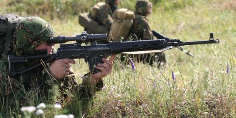 Подарочный сертификат Стрельба из снайперской винтовки