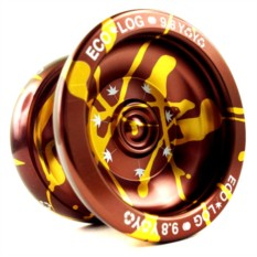 Yo-Yo 98 Ecolog Splash BrownGold