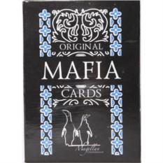 Настольная игра Мафия с пластиковыми картами