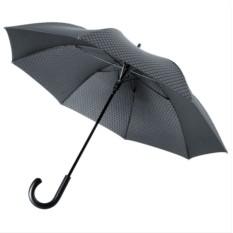 Серо-черный зонт Alessio