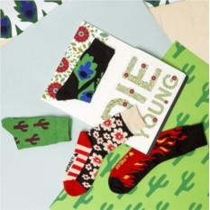 Набор дизайнерских носков Мексиканский