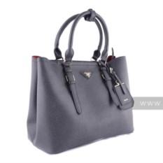 Черная женская сумка Prada