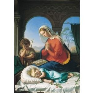 Репродукция картины Святое семейство