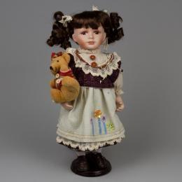 Коллекционная кукла «Полина»