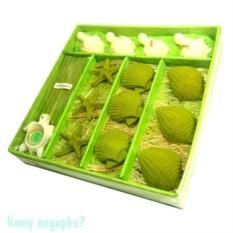 Ароматический набор (цвет — зеленый)