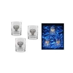 Подарочный набор стаканов для виски Прокурорский стандарт