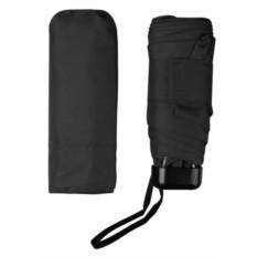 Черный зонт Unit Five