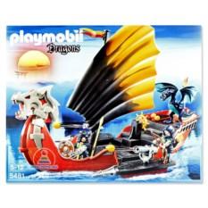 Конструктор Playmobil «Азиатский дракон: Корабль Дракона»