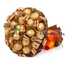Букет из конфет Шоколадный