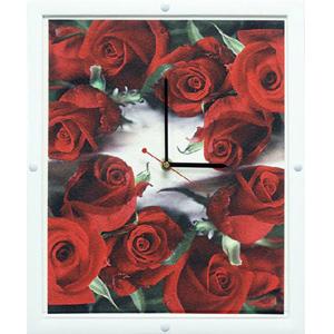 Часы «Розы для любимой»