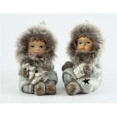 Новогодний сувенир Эскимос