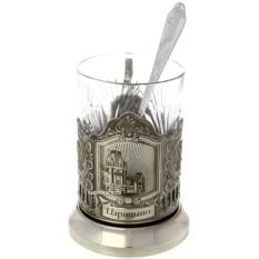 Набор для чая с подстаканником Усадьбы Москвы. Царицыно