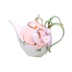 Большой заварочный чайник «Попугай Какаду»