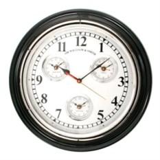 Настенные часы с 4 циферблатами