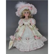 Фарфоровая кукла Татьяна