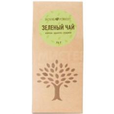 Зеленый чай Байховый ганпаудер (кэроб, манго, годжи, 75 г)
