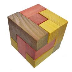 Головоломка «Кубики для всех»