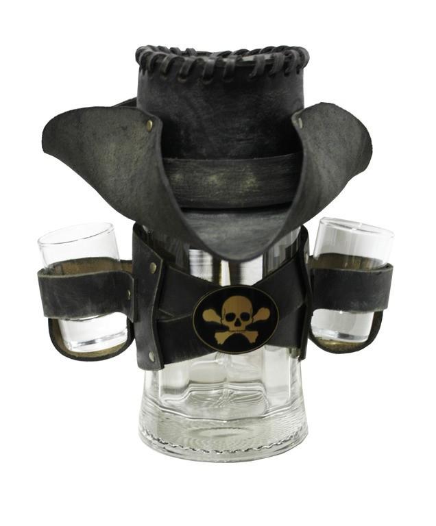 Сувенирная пивная кружка Пират