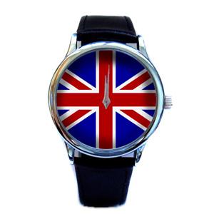 Часы «Британский флаг»