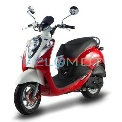 Скутер SYM Mio 50
