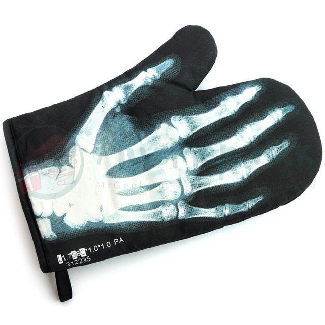 Прихватка для горячего Рентген