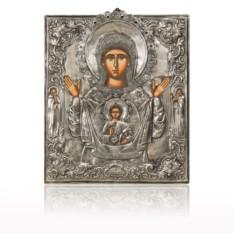 Икона Пресвятой Богородицы Знамение