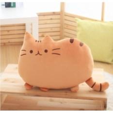 Рыжая подушка Pusheen the cat (Кот Пушин)