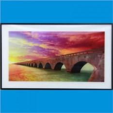Картина Мост с эффектом 3D