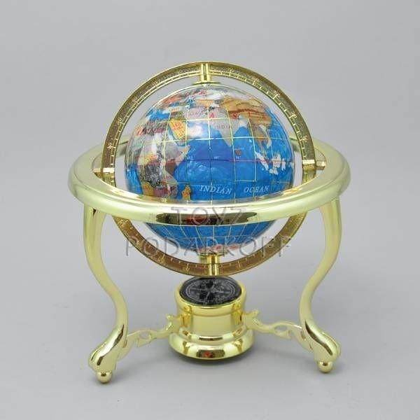 Глобус декоративный, d 11