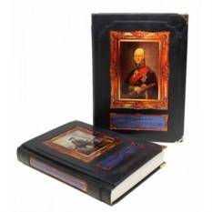 Книга в коробе Ушаков Ф.Ф. Святое русское воинство