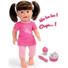 Интерактивная кукла Lili Smoby