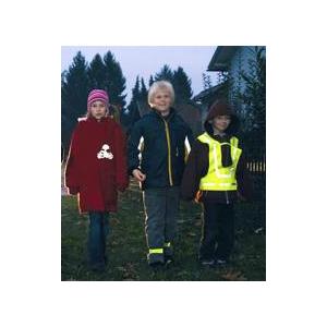 Светоотражающий набор для детей (8 предметов)