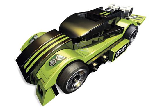 Игрушка LEGO: Ралли-гонщик