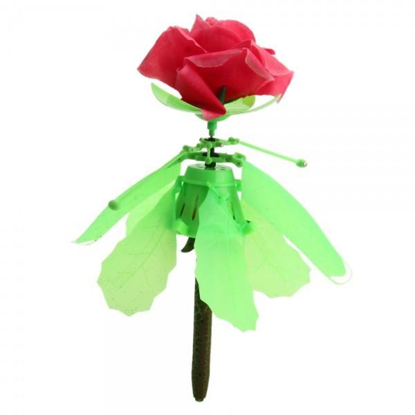 Радиоуправляемая игрушка-вертолет Летающая роза