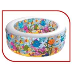 Детский бассейн Intex Аквариум