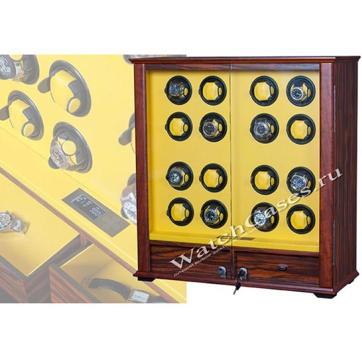 Шкаф для часов с автоподзаводом