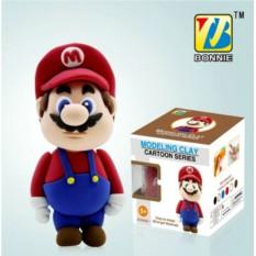Супергеройский пластилин Марио