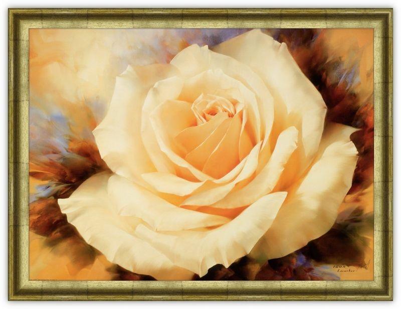 Постер Роза цвета шампанского (Игорь Левашов)