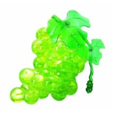 3D головоломка Зеленый виноград