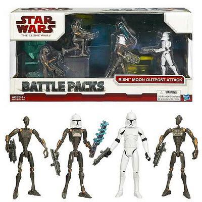 Набор фигурок Star Wars Clone Wars