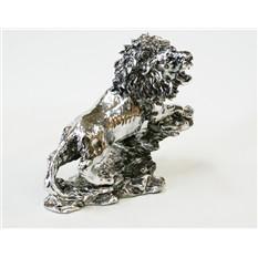 Статуэтка Серебрянный Лев
