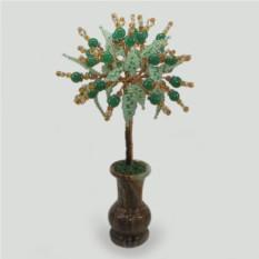 Дерево из нефрита Подарок любви