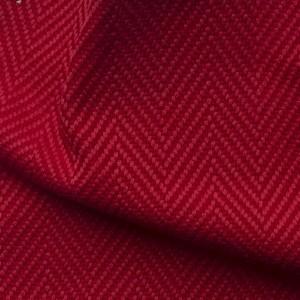 Плед Herringbone Red