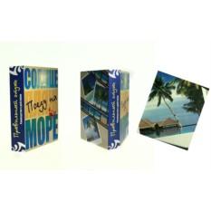 Книга-сейф Поеду на море
